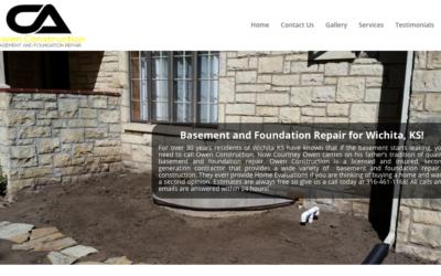 Owen Construction Website