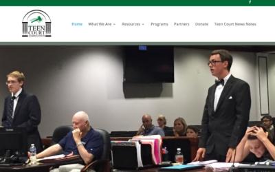 North Carolina Teen Court Website